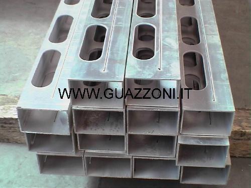 Guazzoni srl - Taglio Laser - Taglio Acqua - 5 assi - Waterjet - 5 axis - Lavorazioni metalliche ...